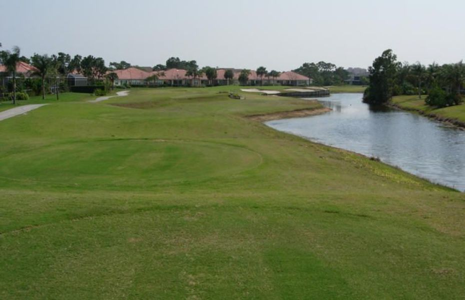 View of the course at Burnt Store